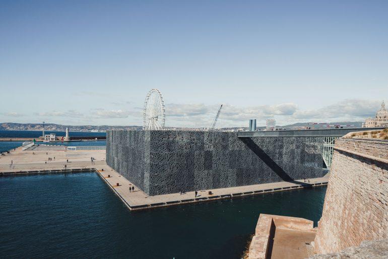 Marseille : à la découverte du quartier des Docks et du Mucem